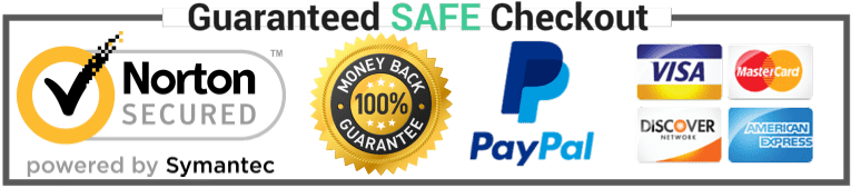 Mini Logo - Safe Checkout Trust Badges Shopify, HD Png Download