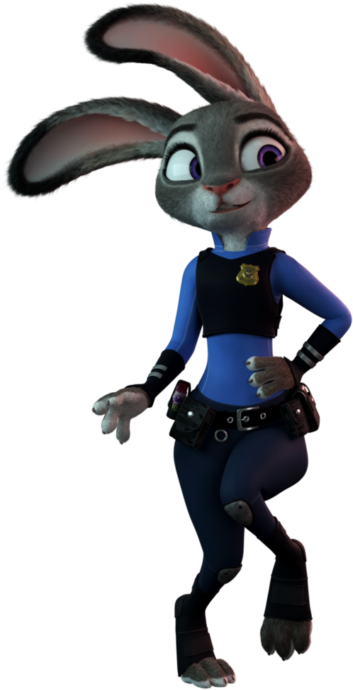 Judy Hopps - Judy Hopps Needs To Pee, Transparent Png