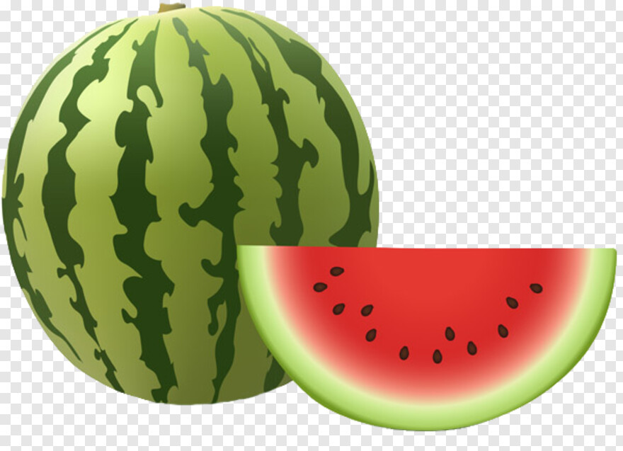 Watermelon - Free Clip Art Watermelon, HD Png Download