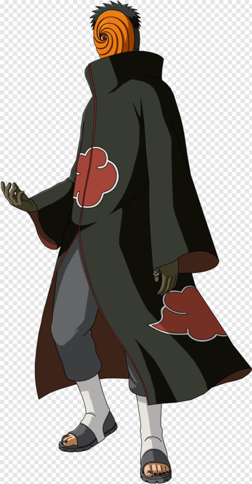 Obito Madara In Akatsuki Cloak HD Download 695x1148