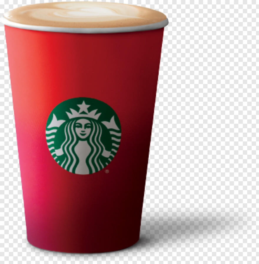 Frappuccino Starbucks Red Cup Transparent Png Download