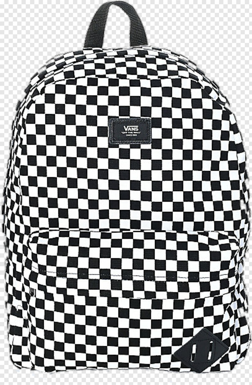 checkered vans backpack black and white transparent png 540x640 2555713 png image pngjoy checkered vans backpack black and