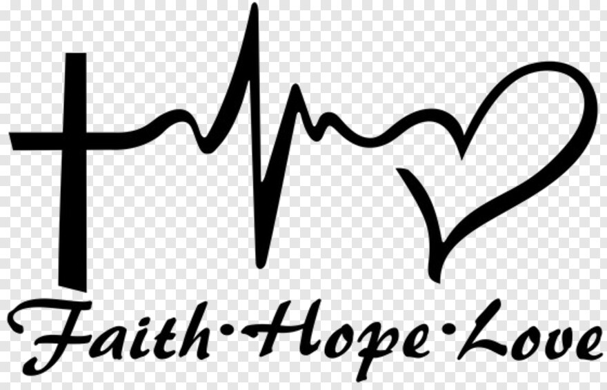 Faith Faith Hope Love Vector Hd Png Download 690x690 2563989 Png Image Pngjoy
