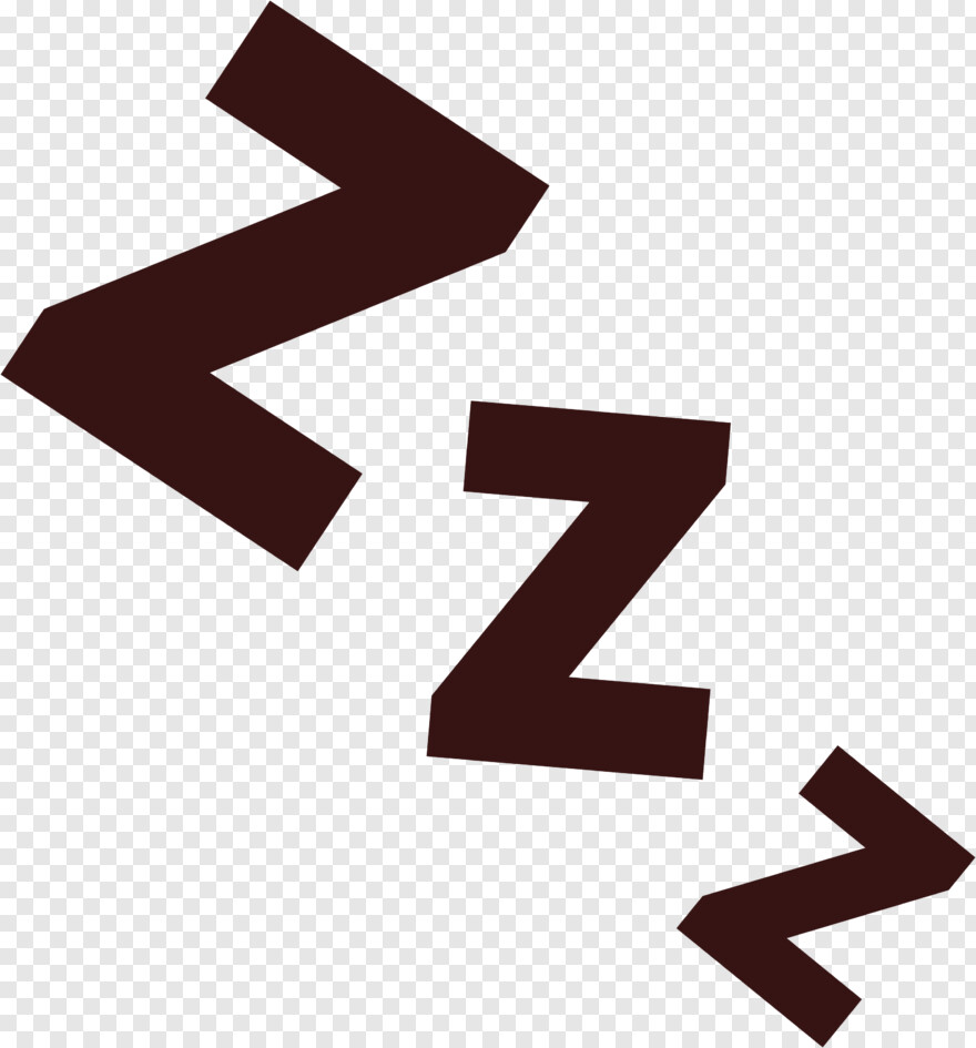 Zzz Emoji - Sleeping Zzz Png, Transparent Png