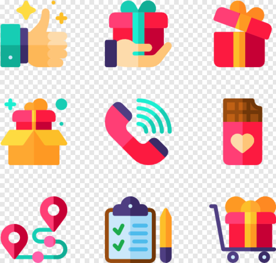 Gift Diagram Icon Transparent Png 600x564 361256 Png