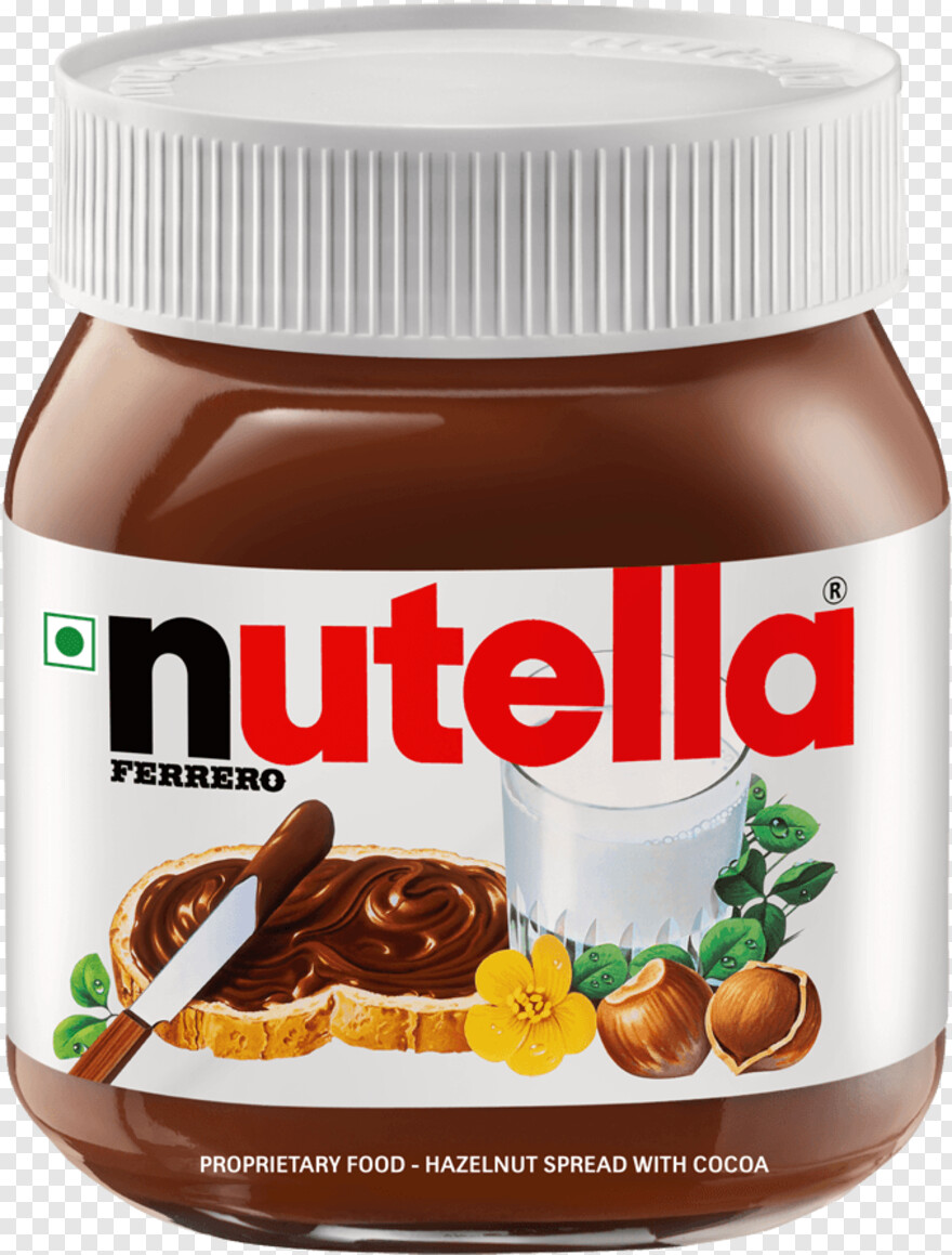 Nutella Nutella 350 Hd Png Download 803x1000 2639706