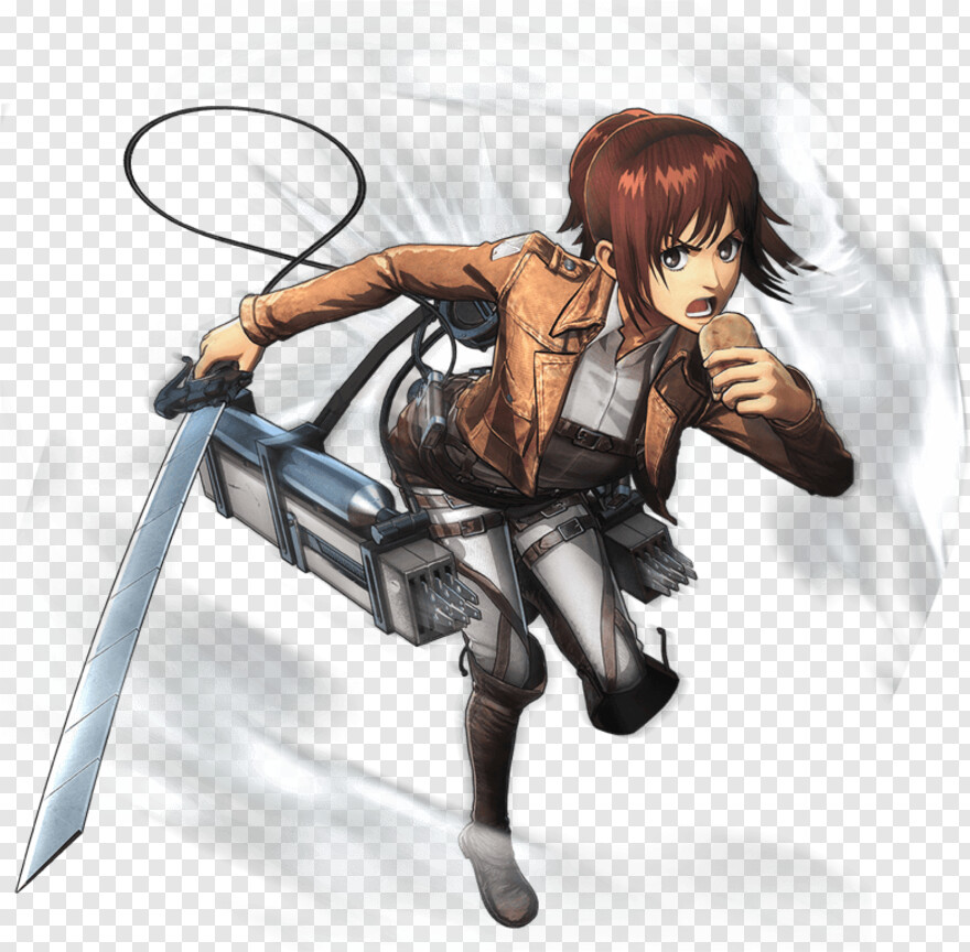 Attack On Titan Attack On Titan Transparent Png 1000x1000 2686224 Png Image Pngjoy