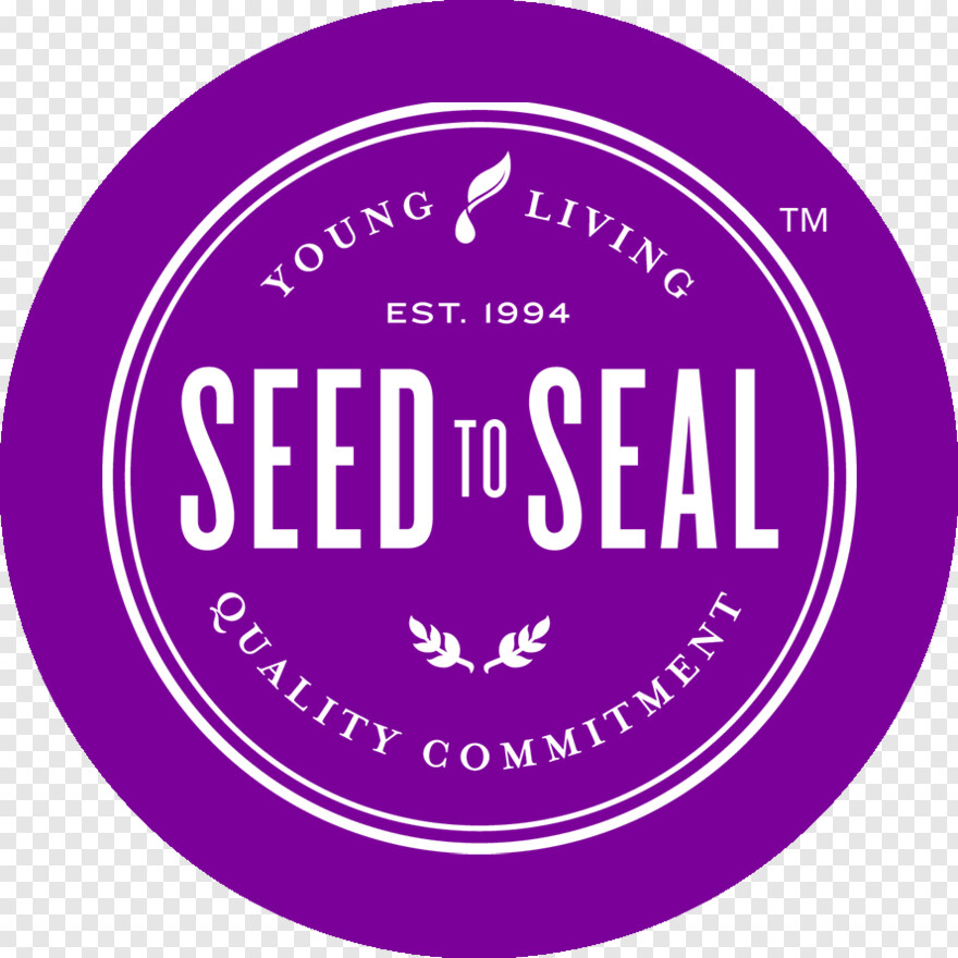 Young Living Logo - Seed To Seal Young Living, Transparent Png