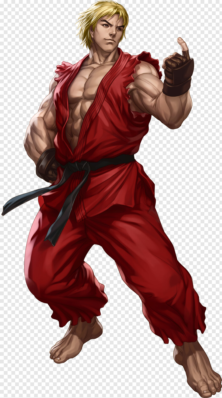 Ryu Street Fighter Characters Ken Transparent Png