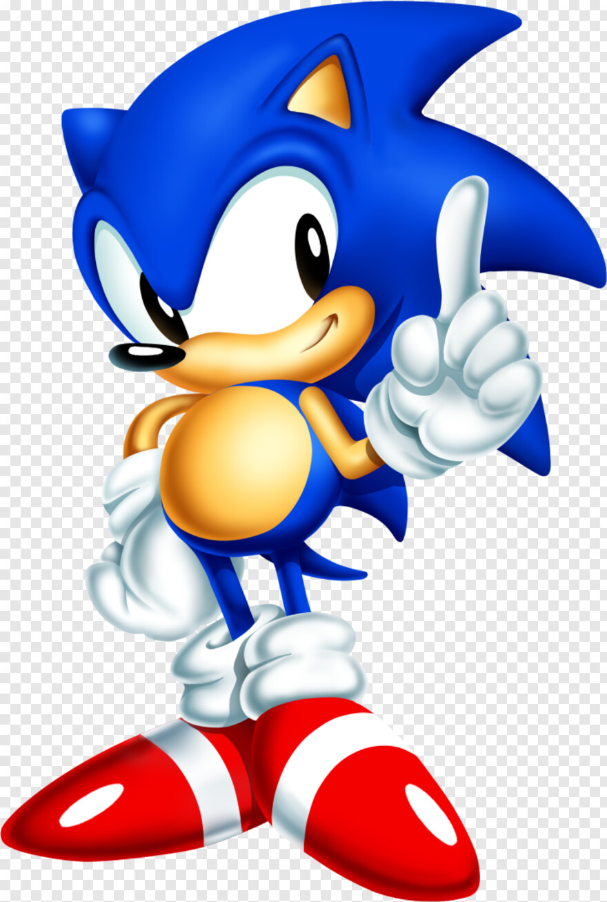 Classic Sonic Classic Sonic Transparent Hd Png Download 727x1080 2980887 Png Image Pngjoy
