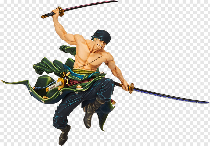 Zoro - One Piece Bwfc Zoro, HD Png Download