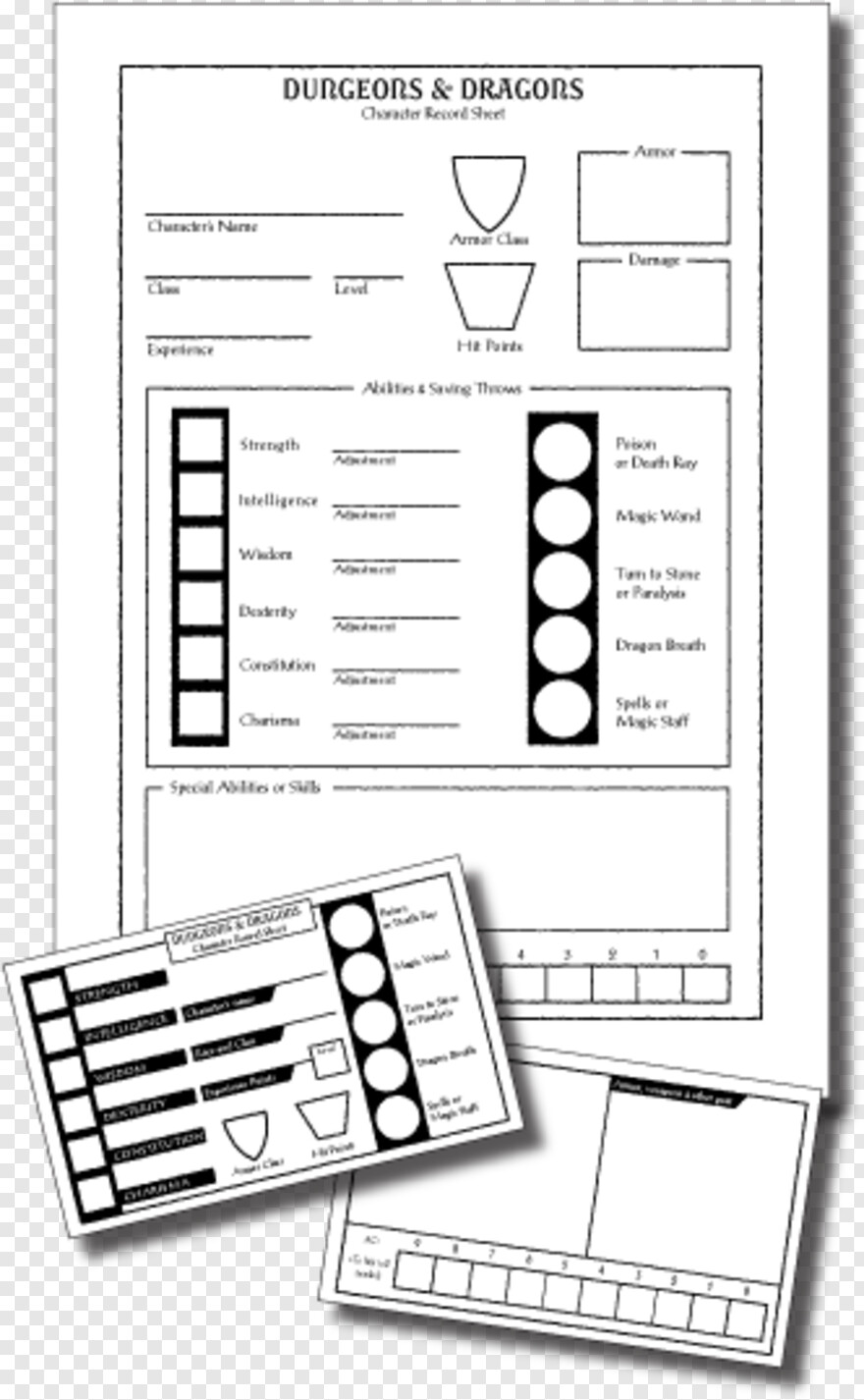 Rpg Character Sheet Template from www.pngjoy.com