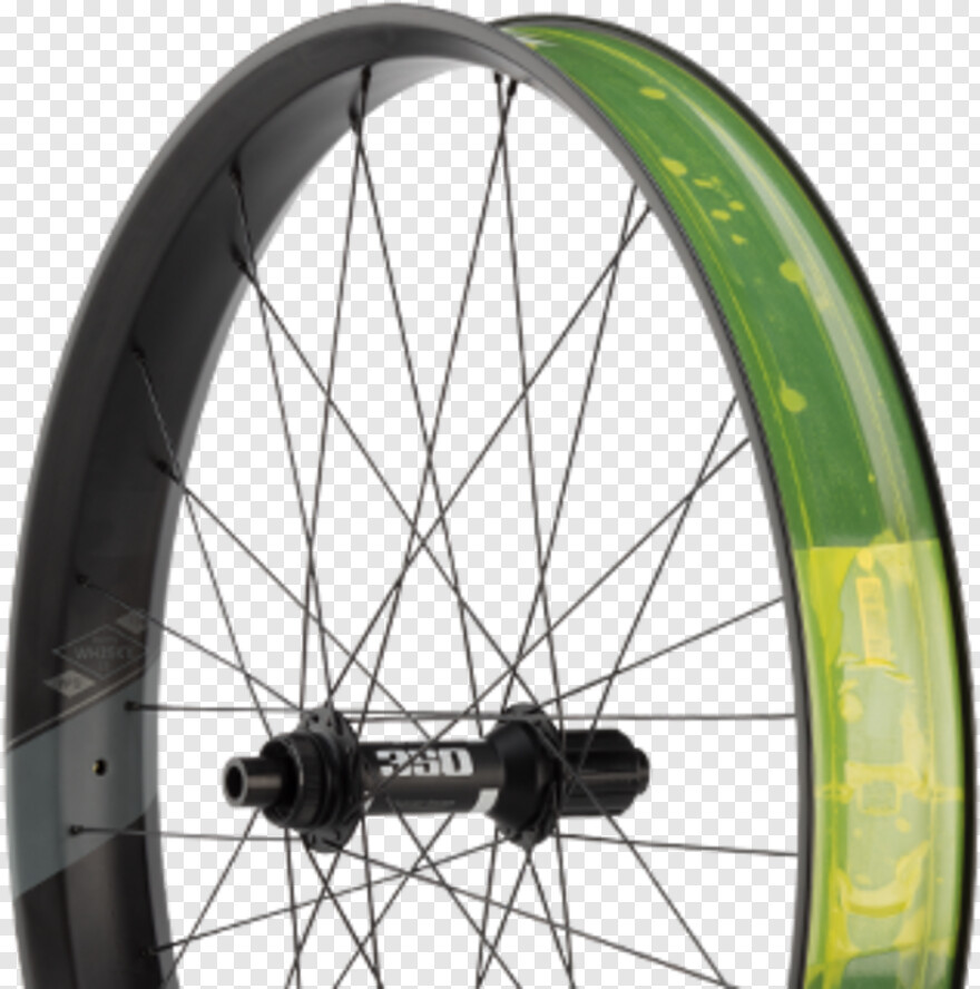 Bike Wheel - Front-wheel Drive, Png Download