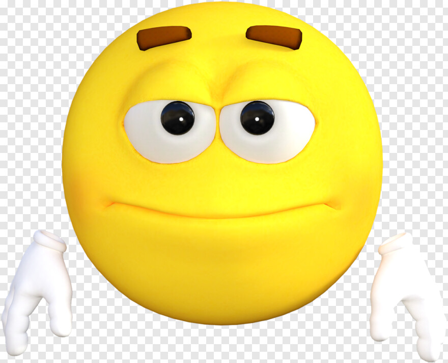Family Emoji - Boss - Meh. Funny, Cute Emoji Face, Straight Face Emoticon,  Png Download - 1196x967 (#3603888) PNG Image - PngJoy