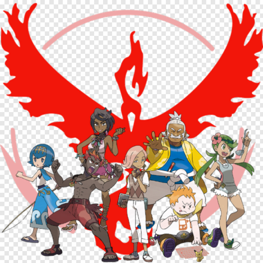 Team Valor Logo - Pokemon Go Team Valor, Transparent Png