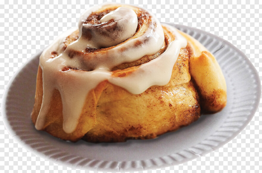 Cinnamon Roll Clipart, HD Png Download - vhv