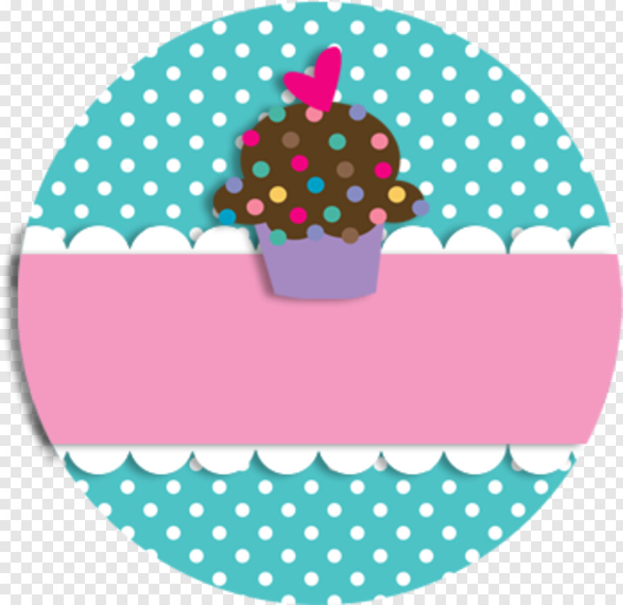 Cute Cupcake - Its A Girl Purple Elephant, Transparent Png