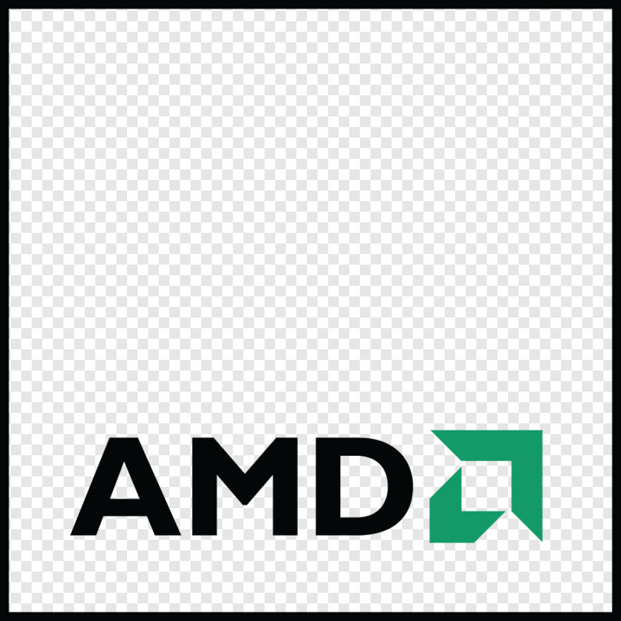 Amd Logo Advanced Micro Devices Transparent Png 872x872 4158477 Png Image Pngjoy