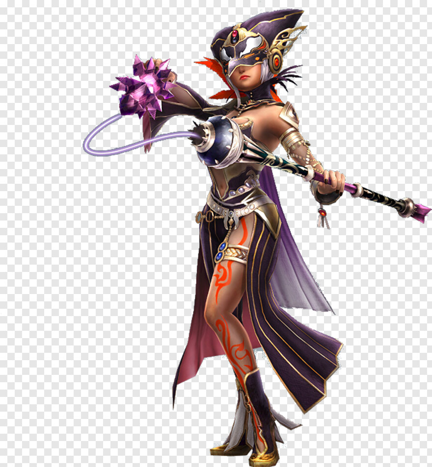 Scepter Hyrule Warriors Characters Hd Png Download 700x758 4195434 Png Image Pngjoy