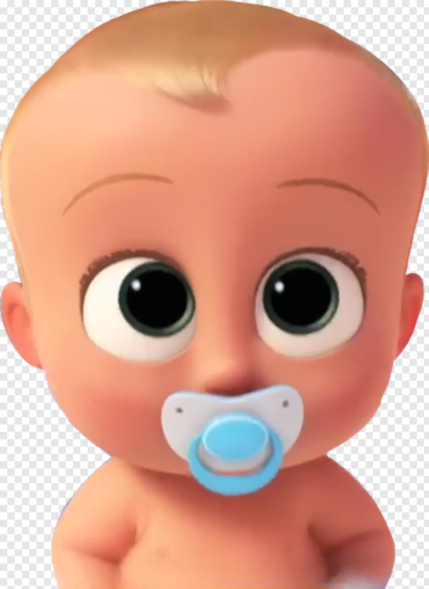 Boss Baby Boss Baby Cute Face Hd Png Download 382x524