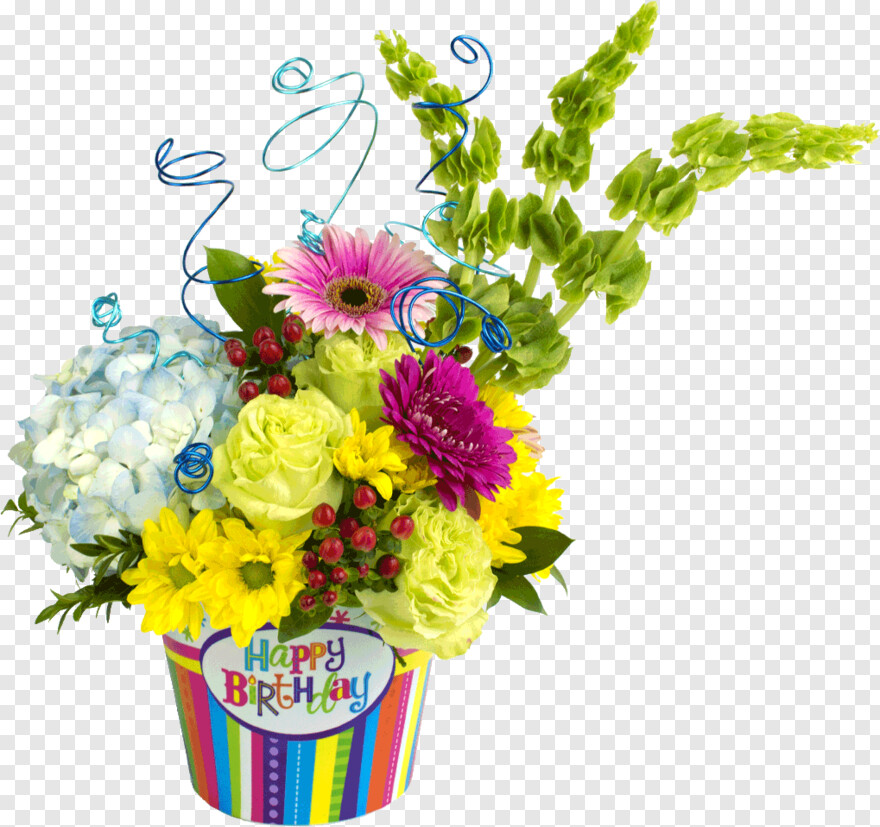 Png - Special Birthday Birthday Bouquet, HD Png Download