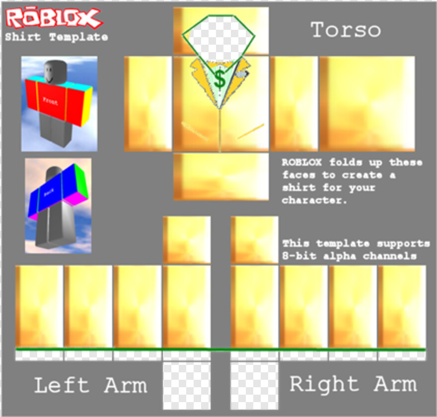 Roblox T Shirt Template Roblox Roblox Shirt Shirt Template Roblox Roblox Shirt Template Roblox Youtube Shirt Template Transparent Png 420x420 4440228 Png Image Pngjoy