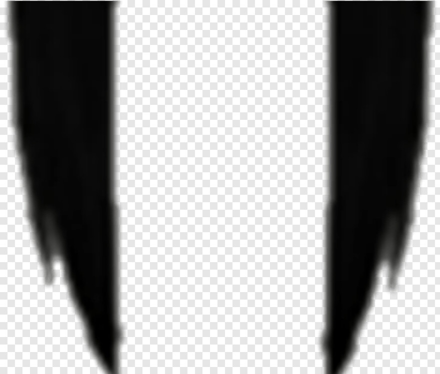 White Ink Head Roblox Roblox Black Hair Extensions Roblox Transparent Png 800x491 4620260 Png Image Pngjoy
