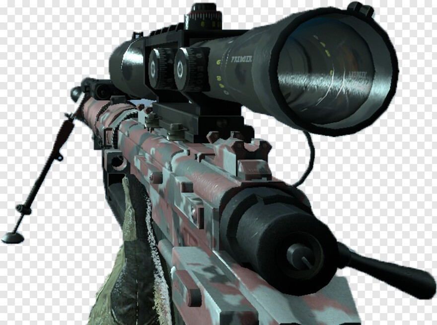 Mlg Hitmarker Intervention Sniper Rifle Mw2 Hd Png Download 754x560 4699770 Png Image Pngjoy