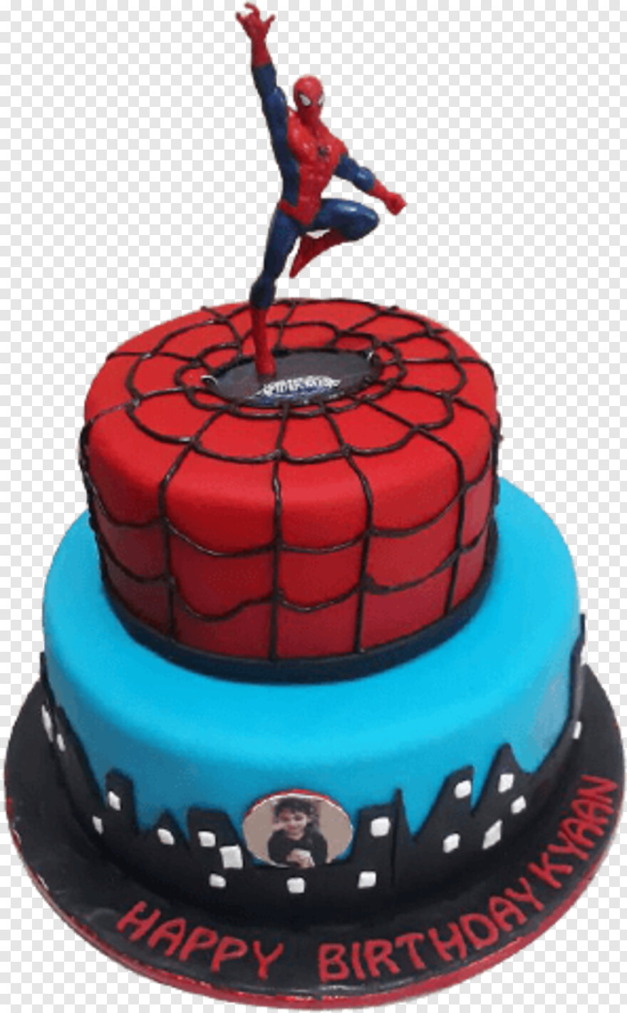 Prime Birthday Cakes Spiderman Cake Png Png Download 500X500 Funny Birthday Cards Online Alyptdamsfinfo