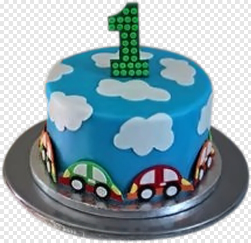 Fine 1St Birthday Cakes Round Birthday Cake For Boys Png Download Personalised Birthday Cards Veneteletsinfo