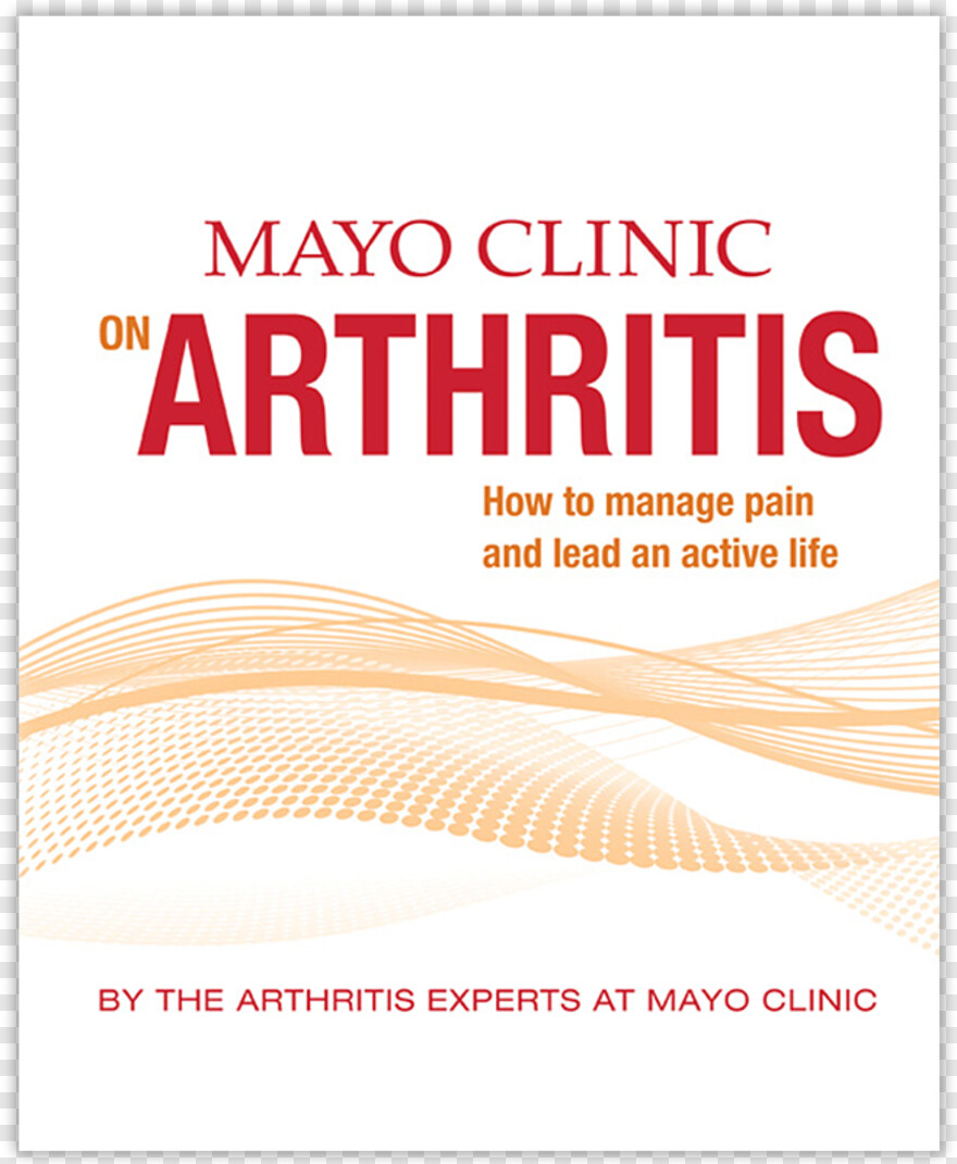 Mayo Clinic Logo - Mayo Clinic On Arthritis, Transparent Png