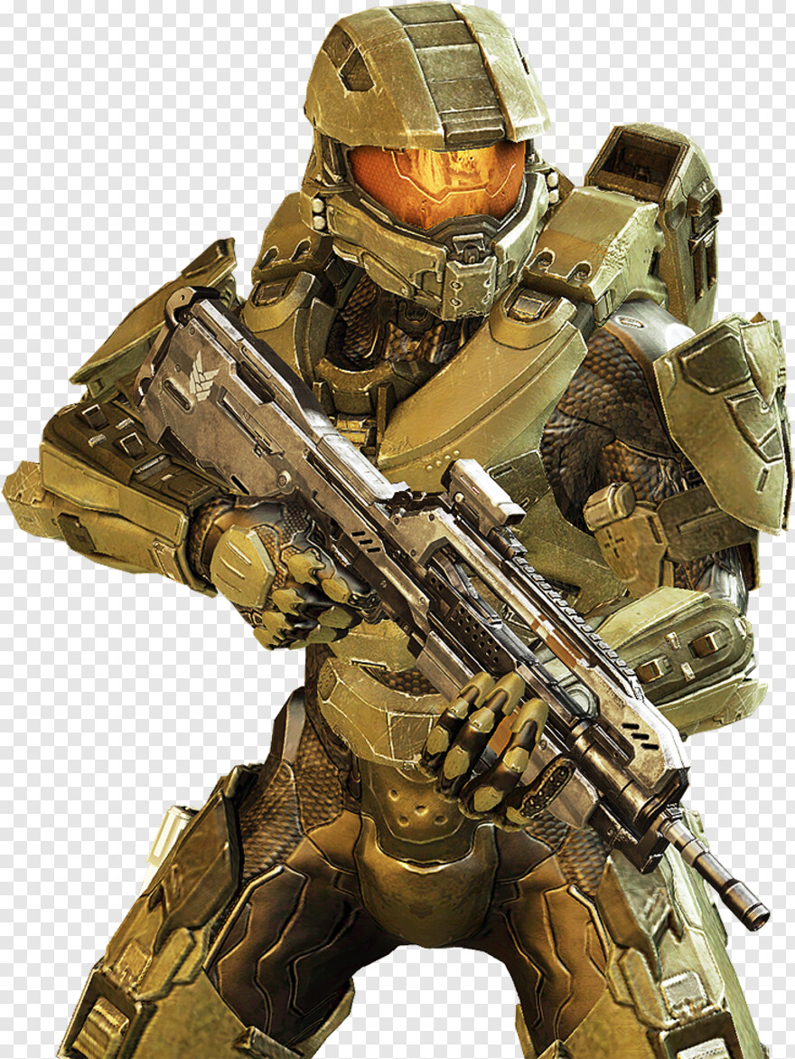 Master Chief John 117 Halo 4 Transparent Png 789x1000