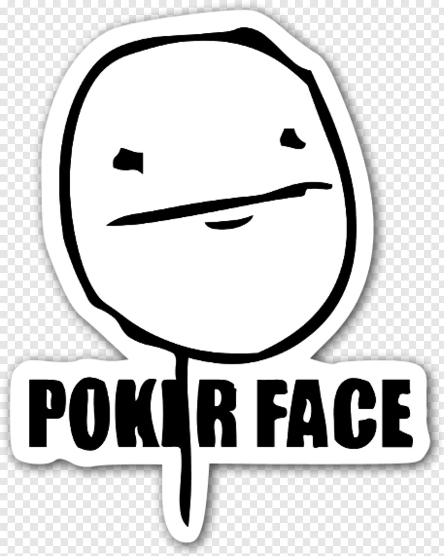 Poker Face Meme Poker Face Meme Transparent Png 457x571 5998399 Png Image Pngjoy