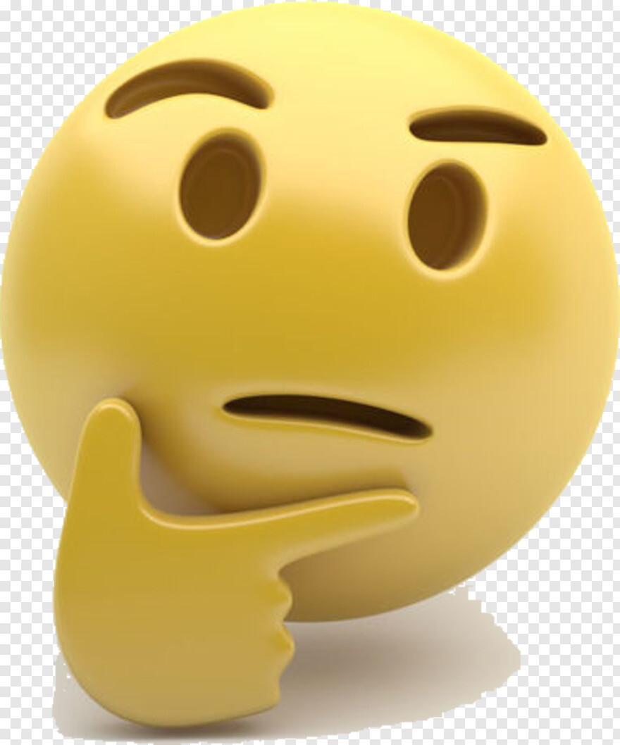 Thinking Smiley 3d Thinking Emoji Transparent Png Download 380x457 6689146 Png Image Pngjoy