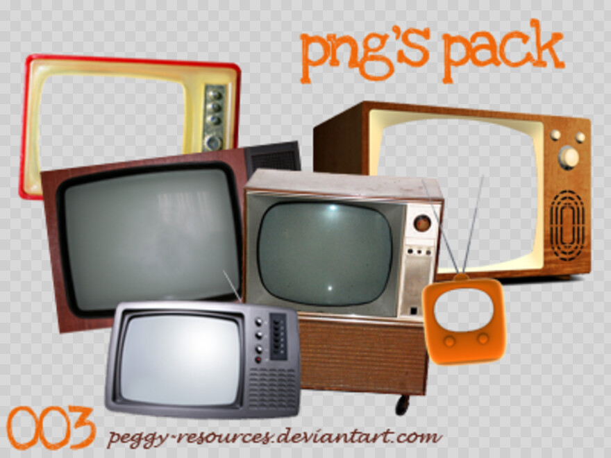 Png Objects For Old Tv Png Download 400x300 6799873 Png Image Pngjoy
