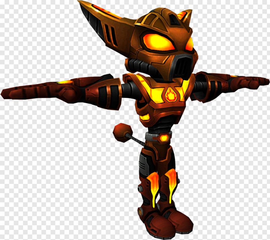 Ratchet And Clank Logo Ratchet And Clank 3 Infernox Armor Transparent Png 2048x2048 7350420 Png Image Pngjoy