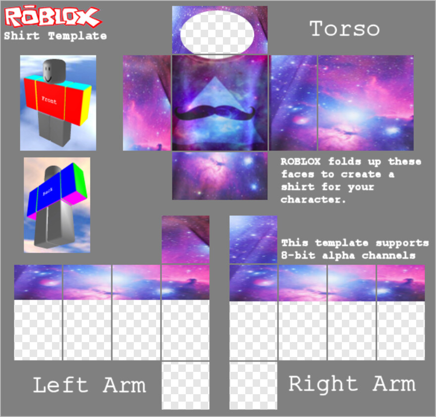 Roblox Jacket Roblox Furry Shirt Template Png Download