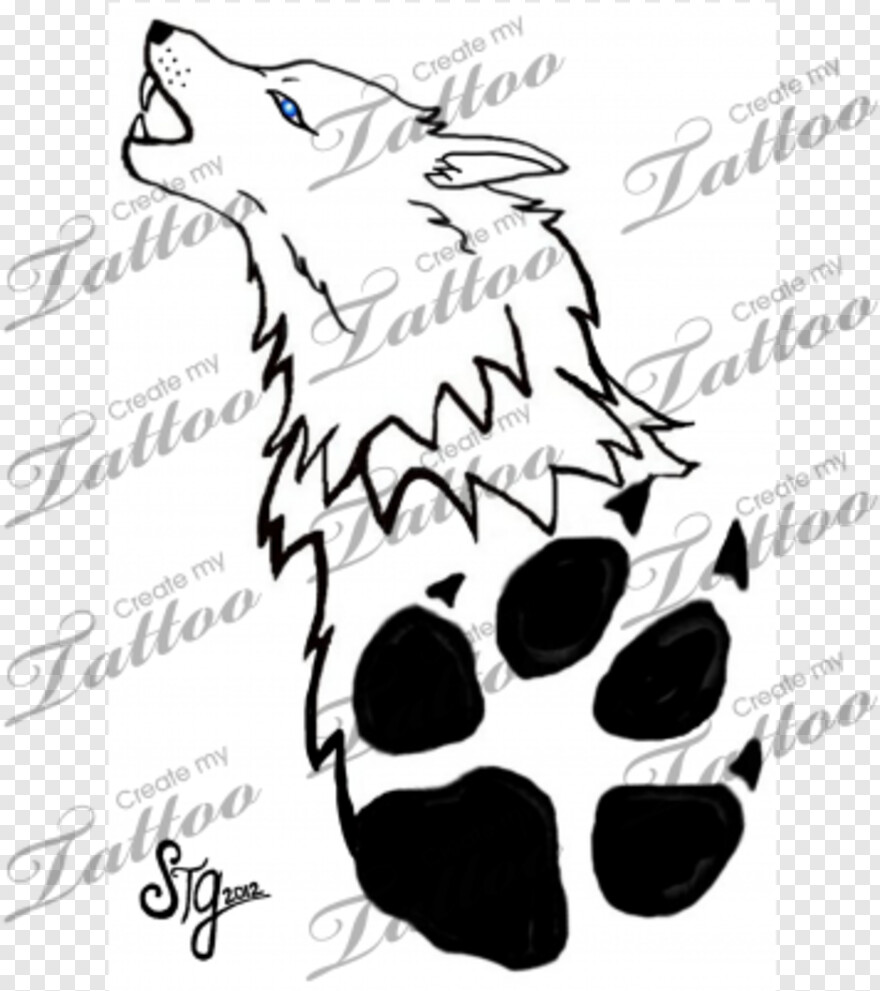 Wolf Paw Print Png / The best selection of royalty free wolf paw print vector art, graphics and stock illustrations.