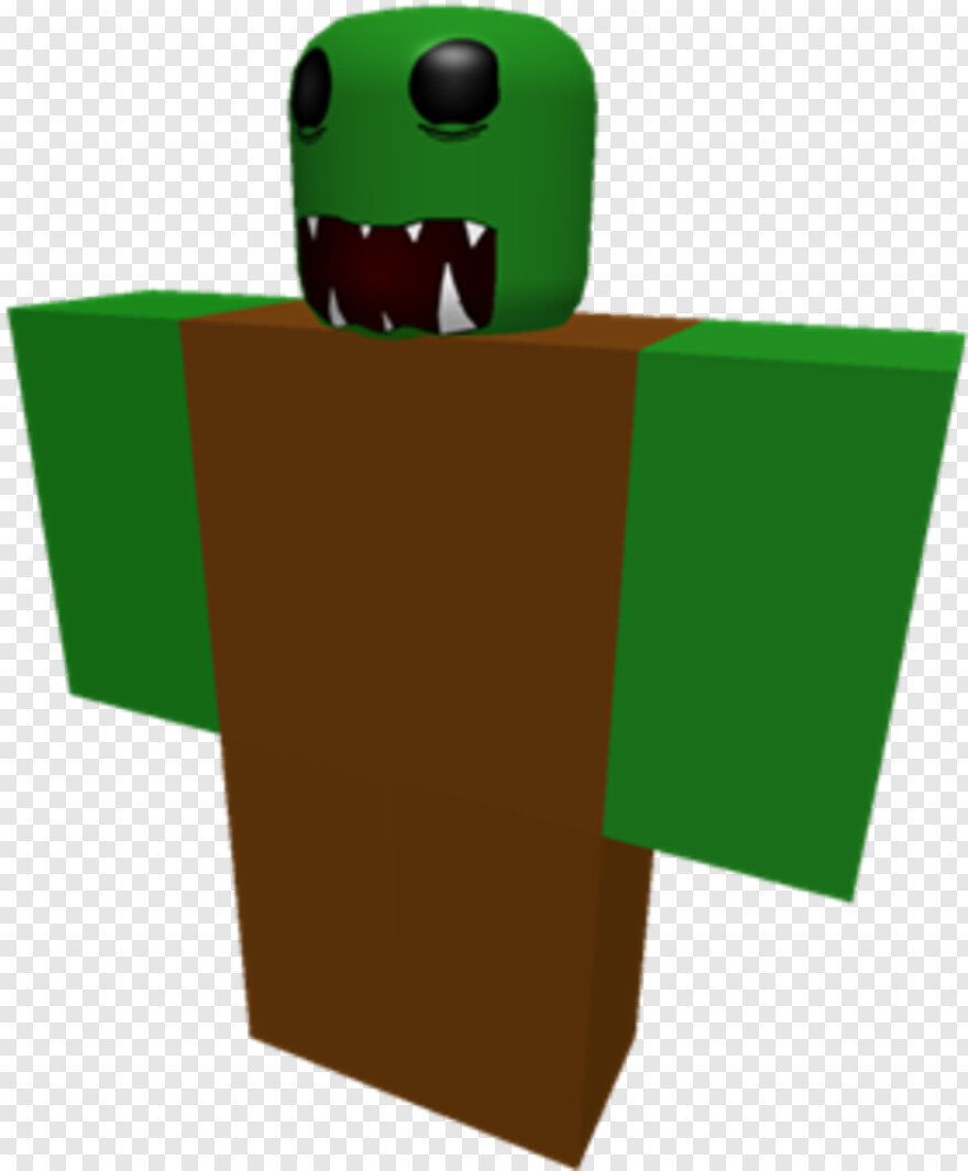 Zombie Teeth Roblox Pepe Png Download 420x420 7468321 Png