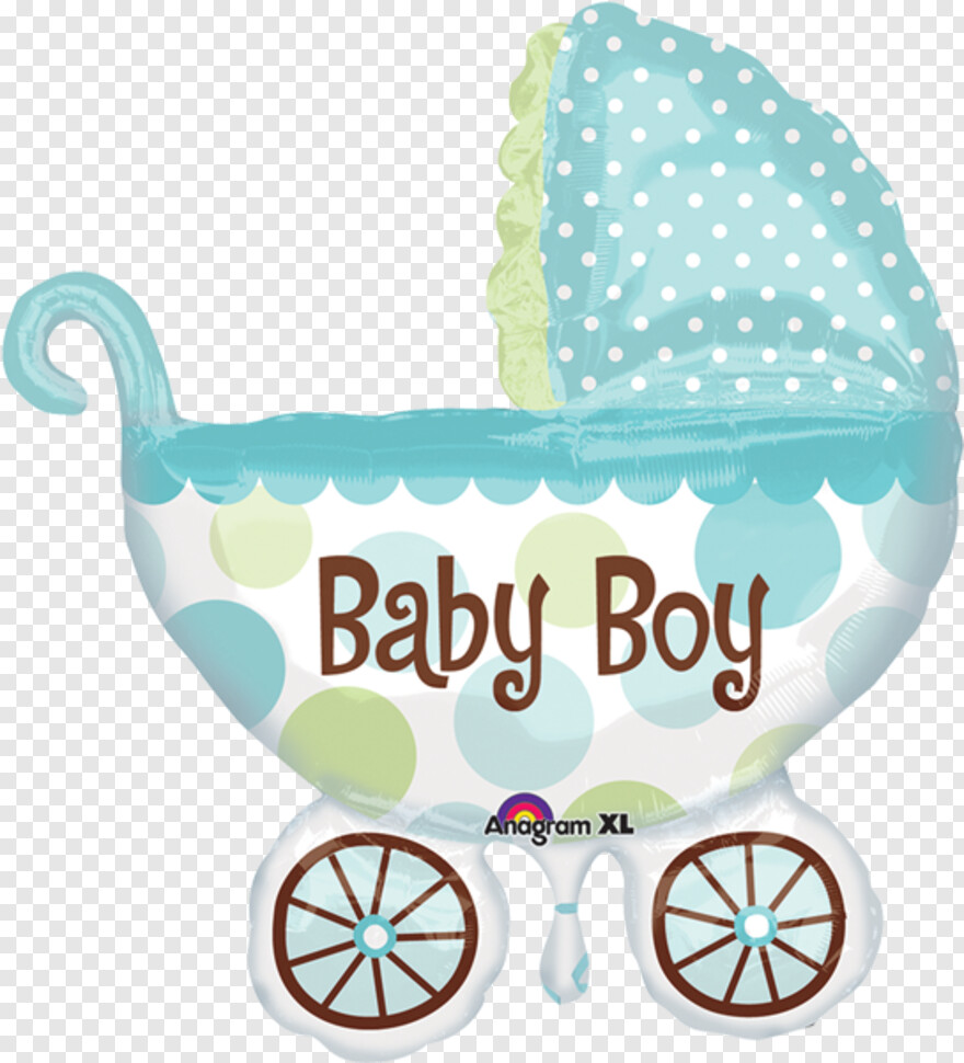 Baby Shower Boy Baby Boy Balloon Hd Png Download 600x600 7602601 Png Image Pngjoy