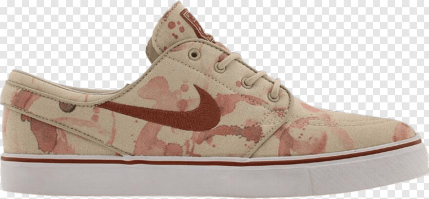 Brown Splatter - Zoom Stefan Janoski Sb, Transparent Png