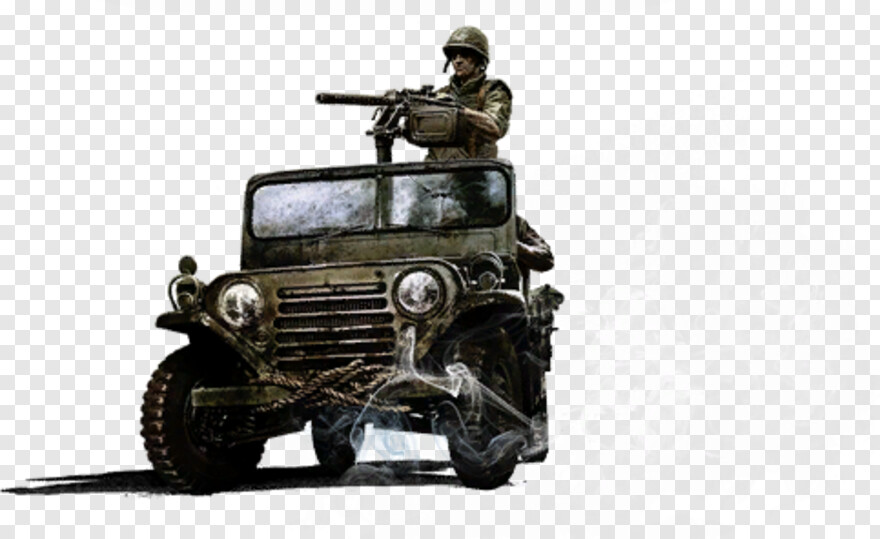 Jeep Vector Battlefield Bad Company 2 Vietnam Jeep Transparent Png 483x296 7834801 Png Image Pngjoy