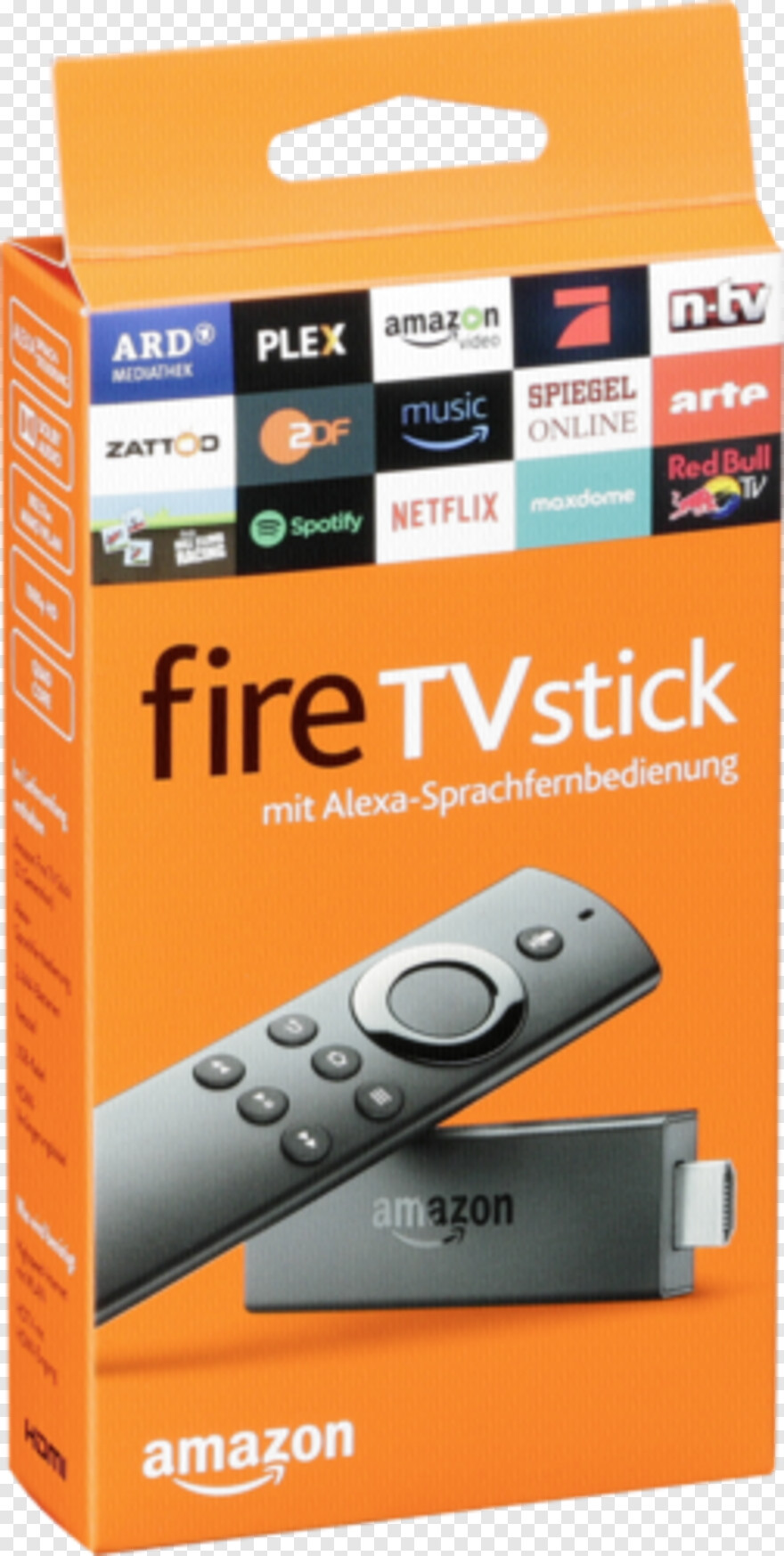 Fire Stick Amazon All New Fire Tv Stick With Alexa Voice Remote Png Download 252x500 7851910 Png Image Pngjoy