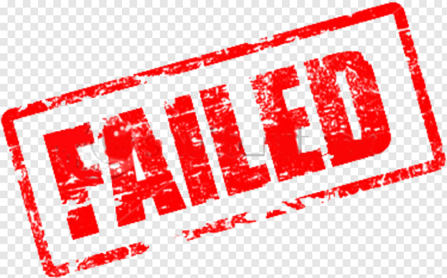 Fail Fail Stamp Png Free Png Download 375x233 7878342 Png Image Pngjoy