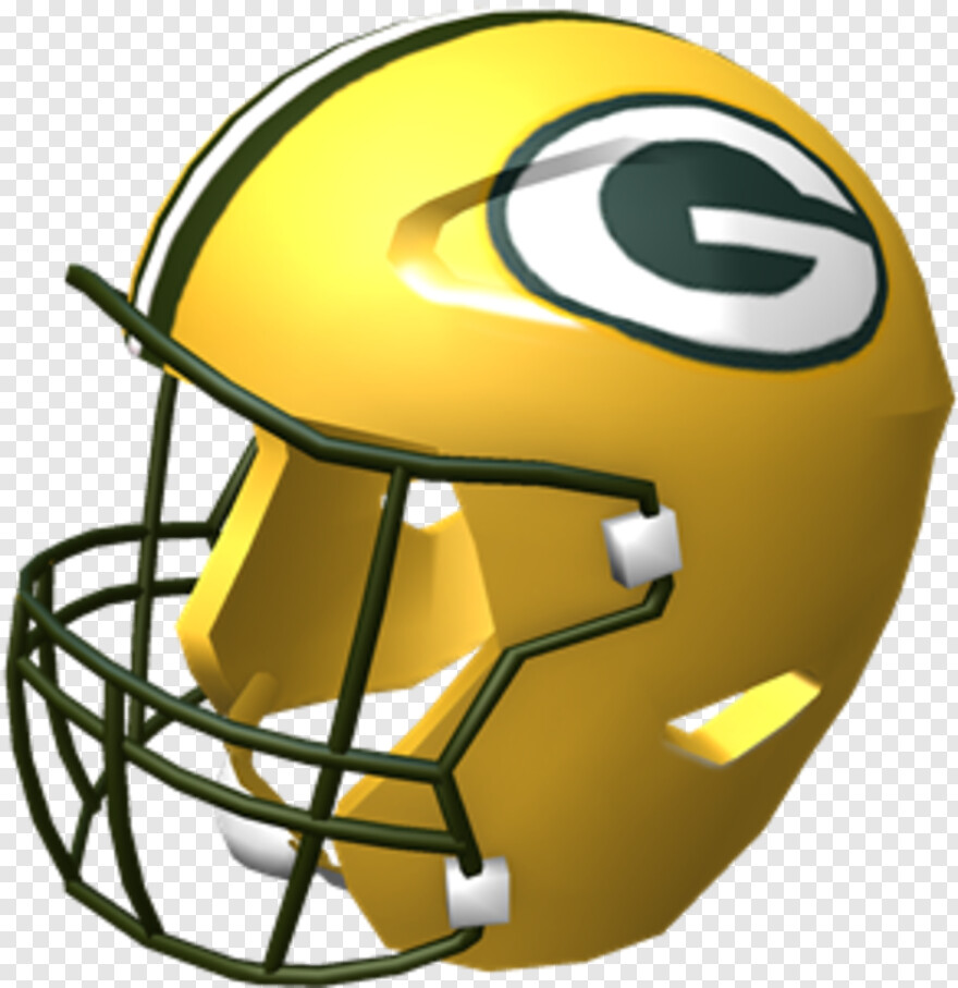 Green Bay Packers Roblox Nfl Helmet Png Download 420x420 1026551 Png Image Pngjoy
