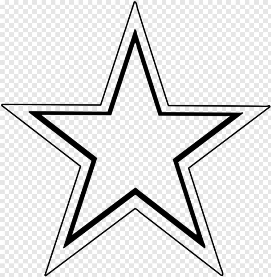 Dallas Cowboys Star Colouring Page Of Star Hd Png Download 587x600 1036203 Png Image Pngjoy