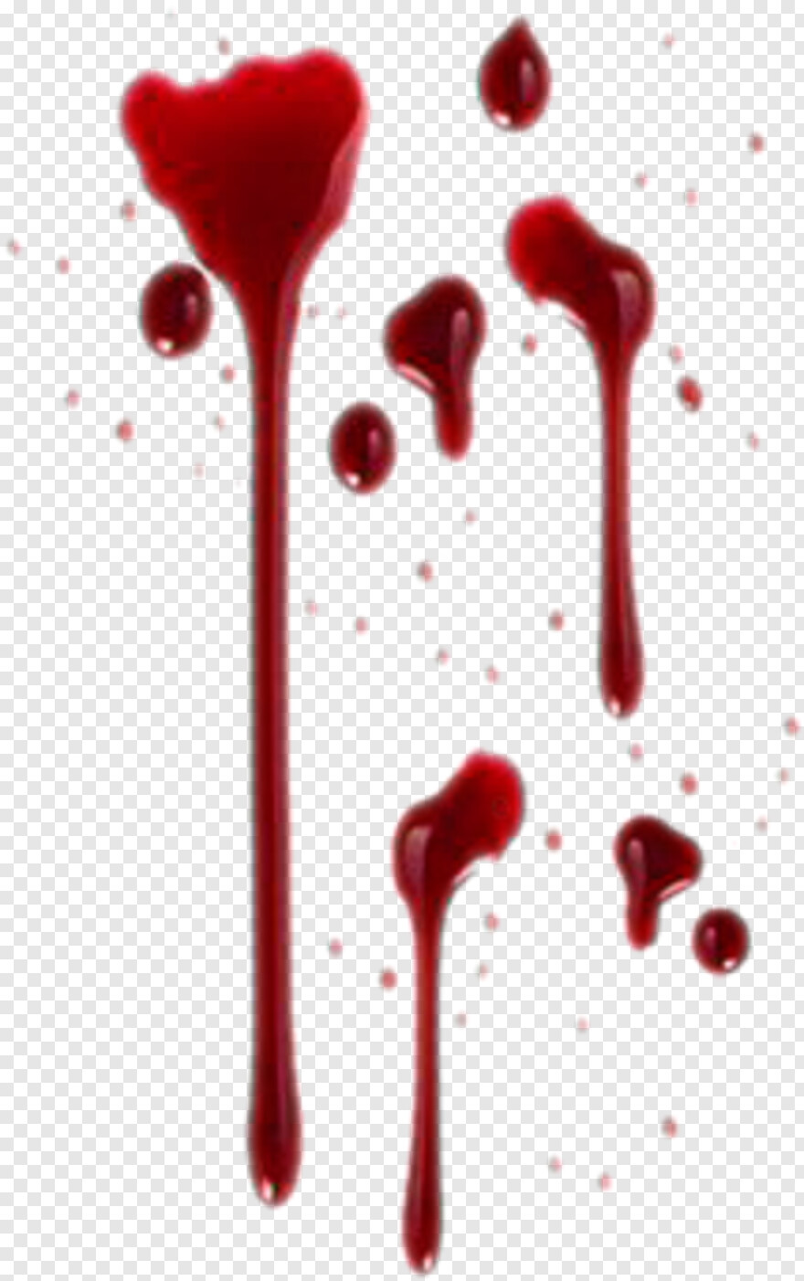 Realistic Dripping Blood - Tehran, Png Download - 350x346 ...