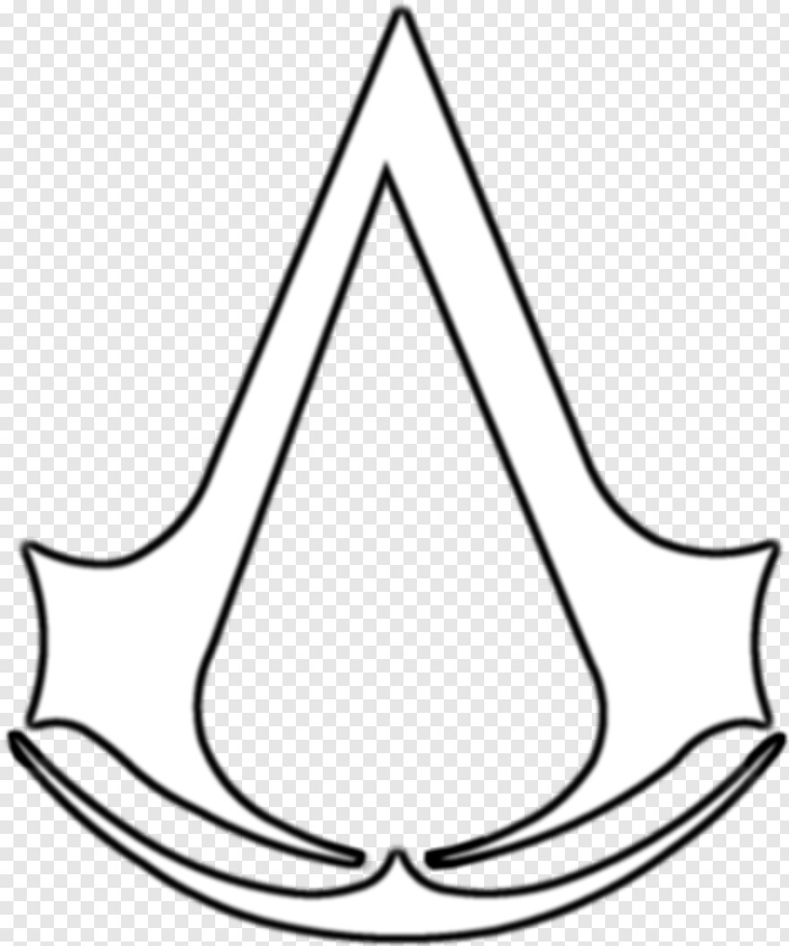 Assassins Creed Symbol Assassins Creed Para Colorear