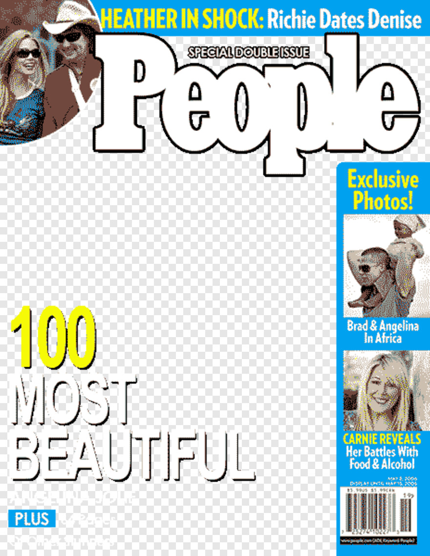 Magazine Cover People Magazine Cover Blank Transparent Png 464x600 1075587 Png Image Pngjoy