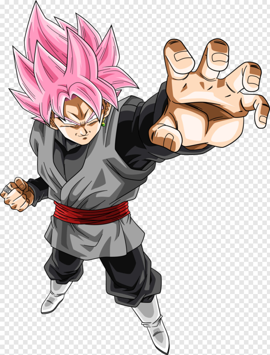 Rayos - Goku Black Vs Hit, Transparent Png